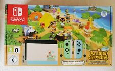 Nintendo Switch Animal Crossing New Horizons Console Limited Edition Bundle NEW