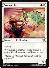SOULCATCHER Eternal Masters MTG White Creature — Bird Soldier Unc