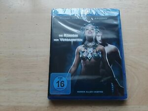 QUEEN OF THE DAMNED (2002) BLU-RAY EU IMPORT REGION B ENG LANGUAGE NEW & SEALED