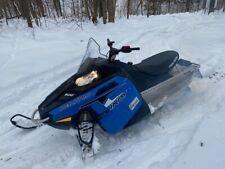 New ListingImpeccable Polaris Rush Indy 600 Snowmobile Electric Start & Reverse Low Miles