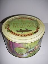 The Wind in the Willows Biscuit tin Carlton Television 1996