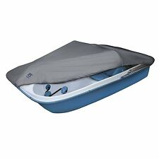 Gray Pedal Boat Cover Water Proof Rip Protect Water Sport Equipment Marine Grade