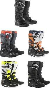 Alpinestars Tech 7 Enduro Boots - MX Motocross Dirt Bike Off-Road ATV Mens Gear