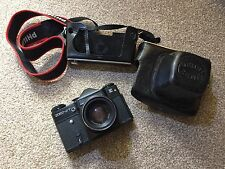 Vintage Russian Zenit-E 35mm SLR Camera with Carry Case - A27