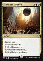 Merciless Eviction x4 Magic the Gathering 4x Commander Anthology 2 mtg card lot