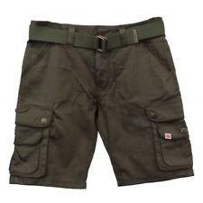 Scruffs T52837 Size 34 Cargo Shorts - Khaki