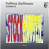 Stockhausen: Kontakte, , Audio CD, New, FREE & FAST Delivery
