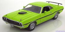1:18 Greenlight Dodge Challenger R/T 1970 lightgreen/black