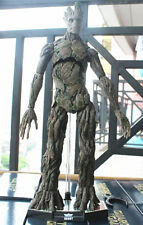 "Hot Toys GROOT Guardians of the Galaxy Groot 1/6 Scale PVC 38cm 15"" NEW"