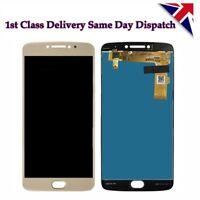 Motorola MOTO E4 PLUS XT1770 XT1771 Touch Digitizer LCD Screen Assembly Gold UK