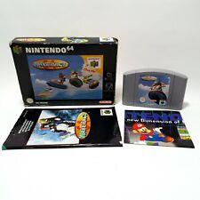 Wave Race 64 Nintendo 64 N64 Game PAL UK Boxed Complete