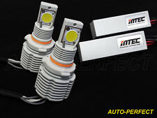 MTEC 6000K HB4 9006 LED FOG LIGHT Bulbs 5700+ Lumen CANBUS Error Free Brightest