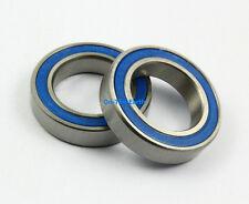 2Pcs 6804 2Rs Si3N4 Ceramic Ball Bearing Rubber Sealed For Bike 20x32x7mm 61804