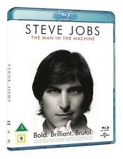 Steve Jobs: The Man in the Machine Region Free Blu Ray