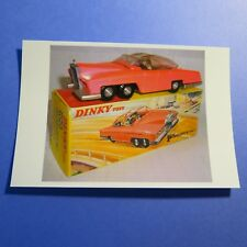 Old Dinky Toys #100 lady Penelope Fab 1Vintage 4X6 Photo Reprint PH973