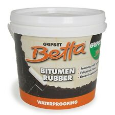 1L Trade Quality Bitumen Rubber Paint Polymer Membrane Waterproofing Pond Walls