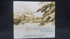 33 Christmas Favorites by Various Artists (CD, Jun-2006, Madacy Christian)