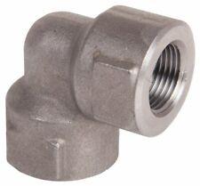 "Stainless Steel Elbow Fitting High Pressure Pipe Adaptor 600 Bar 3/8"" BSP Female"
