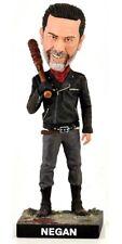 Figure Statuette 20cm Negan From The Walking Dead Bobble Head Royal