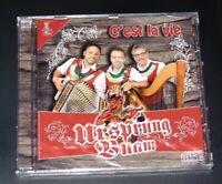URSPRUNG BUAM C´EST LA VIE CD SCHNELLER VERSAND NEU & OVP
