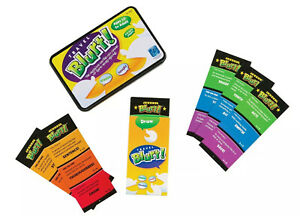 TRAVEL BLURT RAPID ON THE GO WORD GAME. PERFECT FOR LONG ROAD TRIPS. BRAND NEW.
