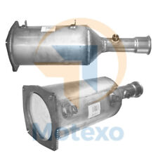 Filte à Particules Diesel Peugeot 807 2.2hdi (dw12ted4; to No. 09800) 7/02-9/03 (euro 3-4 Filte à particules diesel only)