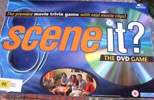 Mattel Scene It? DVD Boardgame Movie Trivia VG Family Games Night - In Australia