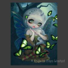 ABSINTHE BUTTERFLIES Goth Strangeling Fairy 3D Print By Jasmine Becket-Griffith