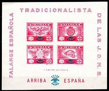 Spain - 1937 Civil war / Sevilla MNH