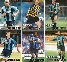 COVENTRY CITY Team Set MERLIN GOLD
