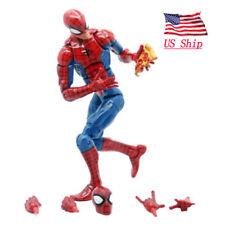 "Us Avenger Infinity War Legends Infinite Series Pizza Spiderman 6"" Action Figure"