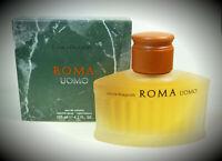 Laura Biagiotti Roma Uomo EDT 125 ml Eau de Toilette Spray Original verpackt