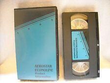 1990 FORD AEROSTAR ECONOLINE PRODUCT INFORMATION