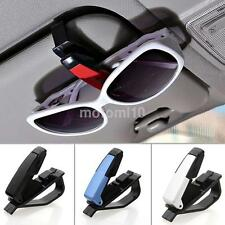 In Car Sun Visor Glasses Sunglasses Spectacles Ticket Card Pen Clip Mount Holder