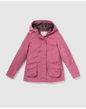 Manteaux, vestes et tenues de neige rose avec capuche pour fille de 10 ans