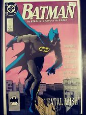 BATMAN 430 VF/NM DC 1989 PA2-228