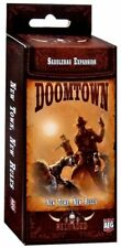 Doomtown Reloaded New Town, New Rules Saddlebag Expansion