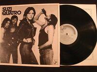 Suzi Quatro - S/T - 1974 Bell Vinyl 12'' Lp/ Pinky Tuscadero /VG+/ Hard Rock AOR