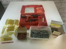New Listinghilti Dx351 Powder Actuated Nail Gun With Magazine Shots And Case