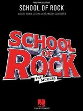 School of Rock: the Musical (2016, Paperback)