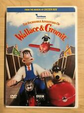 New ListingThe Incredible Adventures of Wallace and Gromit (Dvd, 2001) - G0823