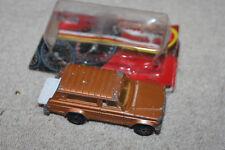 Car Majorette Jeep Cherokee Vintage Brown 1/64