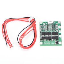 4S 30A 12V-14.8V Li-ion Lithium 18650 Battery BMS Packs PCB Protection Board SEA