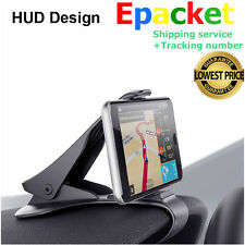 THE NEW Universal HUD Car Dashboard Phone Mount Holder For Mobile Phone GPS PDA