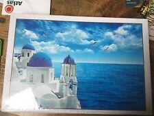 BNIB 1000 piece Aegean Sea jigsaw