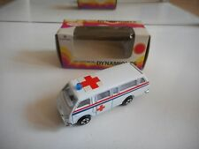 Zylmex Dynamights Toyota Van AMbulance in White in Box