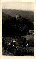 Litice nad Orlicí Tschechien AK ~1920/30 Panorama mit Blick auf die Burg Lititz