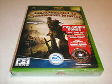 Oddworld Stranger's Wrath Pre-Order Bonus DVD New Sealed
