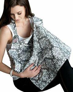 Udder Covers - Breast Feeding Nursing Cover  (Grace)