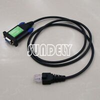 Fit Kenwood Radio Programming Cable KPG-46 TK-808 TK-809 TK-830 TK-840 TK-850